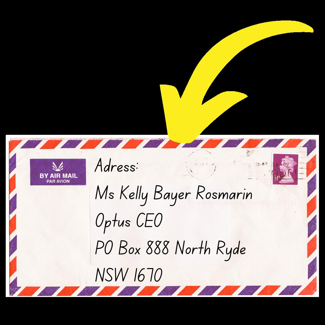 Postal Address.